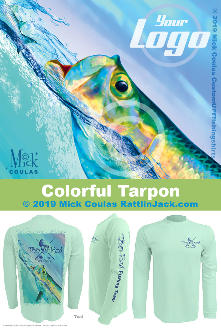 Custom-UPF-Fishing-Shirts-Colorful-Tarpon-Fish-Gallery