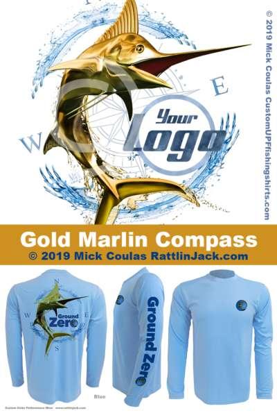 Custom-UPF-Fishing-Shirts-Gold-Marlin-Fish-Gallery