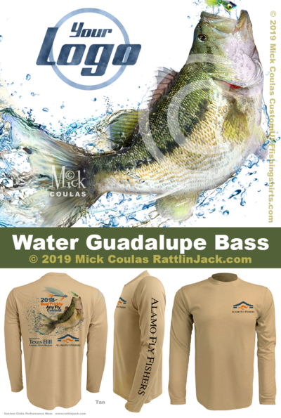 Custom-UPF-Fishing-Shirts-Guadalupe-Water-Bass-Fish-Gallery