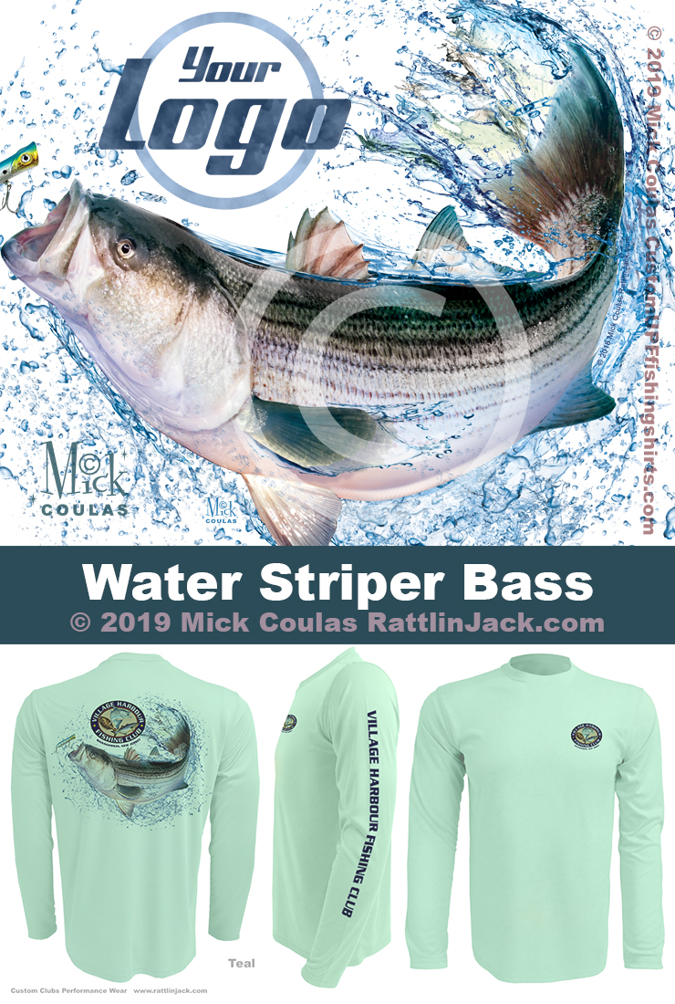 Custom-UPF-Fishing-Shirts-water-striper-bass-Fish-Gallery