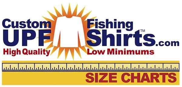 Click to see Custom-UPF-fishing-shirts-size-charts